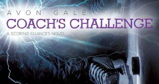 Couverture de Coach's Challenge de Avon Gale